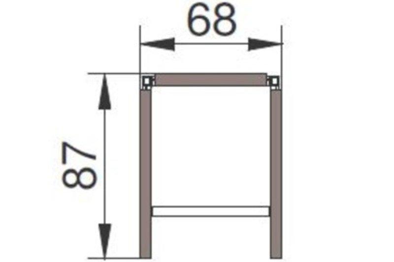 Platform 1 staircase